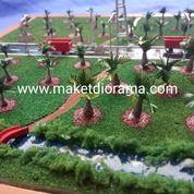 Jasa Pembuatan Diorama Kebun Sawit (30336713) di Kota Depok