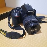 Camera DSLR Nikon D3400 (30337027) di Kota Jakarta Selatan