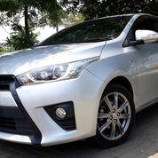 Toyota Yaris G Manual 2015 Silver Tgn 01 TERAWAT (30343261) di Kota Tangerang