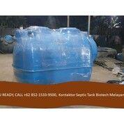 SELALU READY, CALL +62 852-1533-9500, Kontaktor Septic Tank Biotech Melayani Wajo (30348062) di Kab. Wajo