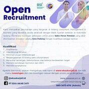 Lowongan Kerja Sales Force Pensiun Mitra Bank Syariah Indonesia (BSI) Kota Padang (30349228) di Kota Padang