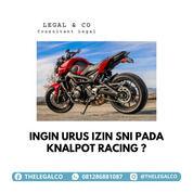 KNALPOT RACING STANDAR NASIONAL INDONESIA (30349709) di Kota Jakarta Selatan