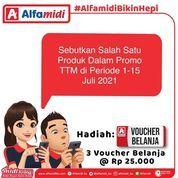 Alfamidi Dapatkan voucher belanjanya. (30351858) di Kota Jakarta Selatan