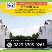 RECOMENDED |0823-3308-0261 | Tukang Bangunan Yg Kreatif Di Ponorogo, PANDAWA AGUNG PROPERTY (30352757) di Kab. Ponorogo