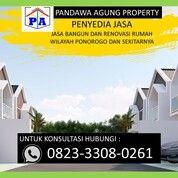RECOMENDED |0823-3308-0261 | Cari Tukang Bangunan Borongan Di Ponorogo, PANDAWA AGUNG PROPERTY (30354104) di Kab. Ponorogo