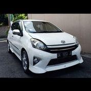 Agya G TRDs Matic 2014 Muluss (30357019) di Kota Denpasar