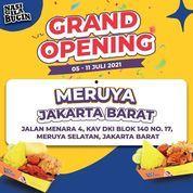 NASI GILA BUCIN promo BELI 1 GRATIS 1 melalui aplikasi Gofood dan GrabFood lohh !! (30358101) di Kota Jakarta Barat