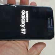 Samsung Galaxy S7 Flat. Hitam. Ram4/32gb. Dual Sim (30358250) di Kota Jakarta Pusat