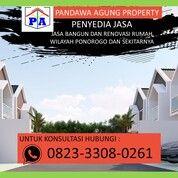 TANPA BUNGA |0823-3308-0261 | Tukang Bangunan Terdekat Di Ponorogo, PANDAWA AGUNG PROPERTY (30360163) di Kab. Ponorogo