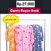 Grosir Gamis Rayon Anak Gamis Anak Rayon Gamis Anak Bahan Rayon Kalimantan Selatan (30363566) di Kota Banjarbaru