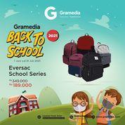 Gramedia Promo HARGA SPESIAL untuk Pembelian Tas dan Kaos Kaki. (30365151) di Kota Jakarta Selatan