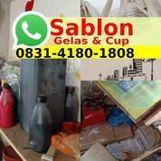 Sablon Cup 3 Warna (30365983) di Kab. Bintan