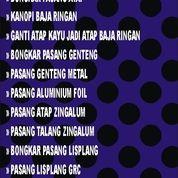 Jasa Pasang Atap Baja Ringan Cirebon (30372182) di Kab. Cirebon