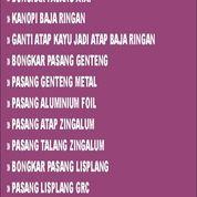 Tukang Baja Ringan Di Bekasi Wa 0858 4614 7419 (30372468) di Kab. Bekasi
