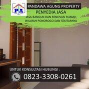 DISKON |0823-3308-0261 | Tukang Bangunan Rumah Minimalis Di Ponorogo, PANDAWA AGUNG PROPERTY (30373825) di Kab. Ponorogo