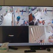 PAKET 4 CAMERA CCTV TECHMA FULL COLOR 24JAM (30375266) di Kota Bandung