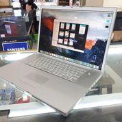 "Laptop MacBook Pro 2008 Core2 Duo 2.4GHz 17"" HDD 320GB RAM 4GB Seken (30375839) di Kota Jakarta Pusat"