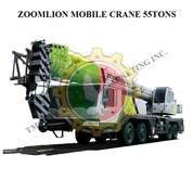 MOBILE CRANE ZOOMLION (30386212) di Kota Gorontalo