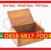 O858-68I7-7OO4 Pengrajin Box Kotak Kayu Belitung Timur (30386933) di Kota Magelang
