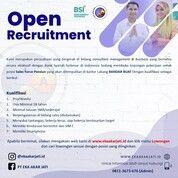 Lowongan Kerja Sales Force Pensiun Mitra Bank Syariah Indonesia (BSI) Kota Padang, Bandar Buat (30387974) di Kota Padang