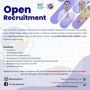 Lowongan Kerja Sales Force Pensiun Bank Syariah Indonesia (BSI) Kota Bukittinggi Guru Hamzah (30388623) di Kota Bukittinggi