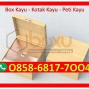 O858-68I7-7OO4 Pengrajin Box Kotak Kayu Cilegon (30392238) di Kota Magelang
