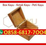 O858-68I7-7OO4 Pengrajin Box Kotak Kayu Seluma (30392242) di Kota Magelang
