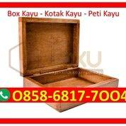 O858-68I7-7OO4 Pengrajin Box Kotak Kayu Bengkulu Tengah (30392246) di Kota Magelang
