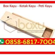 O858-68I7-7OO4 Pengrajin Box Kotak Kayu Muko Muko (30392262) di Kota Magelang