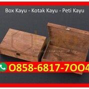 O858-68I7-7OO4 Pengrajin Box Kotak Kayu Rejang Lebong (30392266) di Kota Magelang
