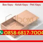 O858-68I7-7OO4 Pengrajin Box Kotak Kayu Kepahiang (30392283) di Kota Magelang