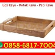 O858-68I7-7OO4 Pengrajin Box Kotak Kayu Yogyakarta (30392383) di Kota Magelang