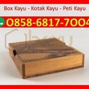 O858-68I7-7OO4 Pengrajin Box Kotak Kayu Jakarta Selatan (30392422) di Kota Magelang