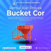 SEWA BUCKET COR 0,8 KUBIK - BANJARBARU KALSEL (30393157) di Kota Banjarbaru