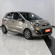 Kia Picanto 1.2 SE MT 2013 Abu-Abu (30396129) di Kota Jakarta Timur
