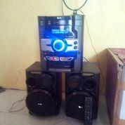 Mini Hi Fi Sound LG Suara Mantap Masih Kelihatan Baru Minus Dvd Saja (30398238) di Kab. Sidoarjo