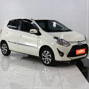 Toyota Agya 1.2 G AT 2019 Putih (30402177) di Kota Jakarta Pusat