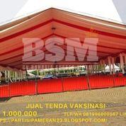 TENDA RODER GAWAT DARURAT COVID 19   PADANG (30407109) di Kab. Minahasa Tenggara