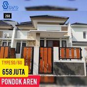 Rumah Strategis Berbatasan Jakarta Dan Bintaro Akses Stasiun Dan Pintu Toll Ciledug (30408469) di Kota Jakarta Selatan