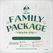 PappaRich Family Package Best For 4 Pax (30414891) di Kota Jakarta Utara