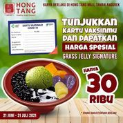 Hong Tang GRASS JELLY SIGNATURE HANYA 30RIBU?! (30415144) di Kota Jakarta Barat