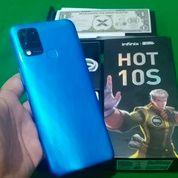 Infinix Hot 10S 4/64Gb Fullset Like New (30418242) di Kota Jakarta Pusat