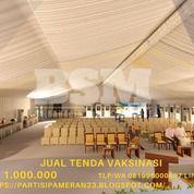 TENDA VAKSINASI TERBARU | BALIKPAPAN (30424319) di Kab. Barito Timur