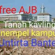 Tanah 200 M Akses Mobil Samping Kampus Untirta Sindangsari (30429621) di Kota Serang