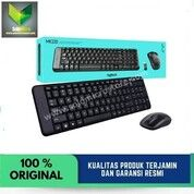 Paket Mouse Dan Keyboard Wireless Logitech MK220 Mk 220 Termurah (30431048) di Kota Surakarta