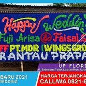 PAPAN BUNGA WEDDING TERBARU 2021, CALL 0821-6099-1149 UP FLORIST UJUNG PADANG (30434496) di Kab. Simalungun