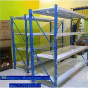 Rak Gudang /Rak Serbaguna/Rak Toko/Rak Pabrik / Kapasitas 250 Kg Perlevel T200 X P200 X L60 Cm (30435997) di Kab. Wonogiri