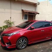 Toyota Yaris 2020 TRD Sportivo CVT 3 Airbag A/T Merah Bekasi (30437291) di Kota Bekasi