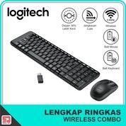 Logitech MK220 Keyboard Mouse Wireless Combo Original (30439006) di Kota Surakarta