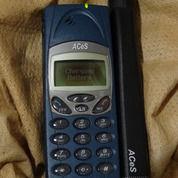 Ericsson ACeS R-190 Satelite Mobile Phone / HP / Handphone Plus Indoor Antenna (30440500) di Kota Surabaya